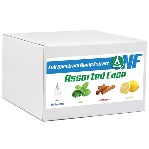 Full Spectrum Hemp Extract Variety Case