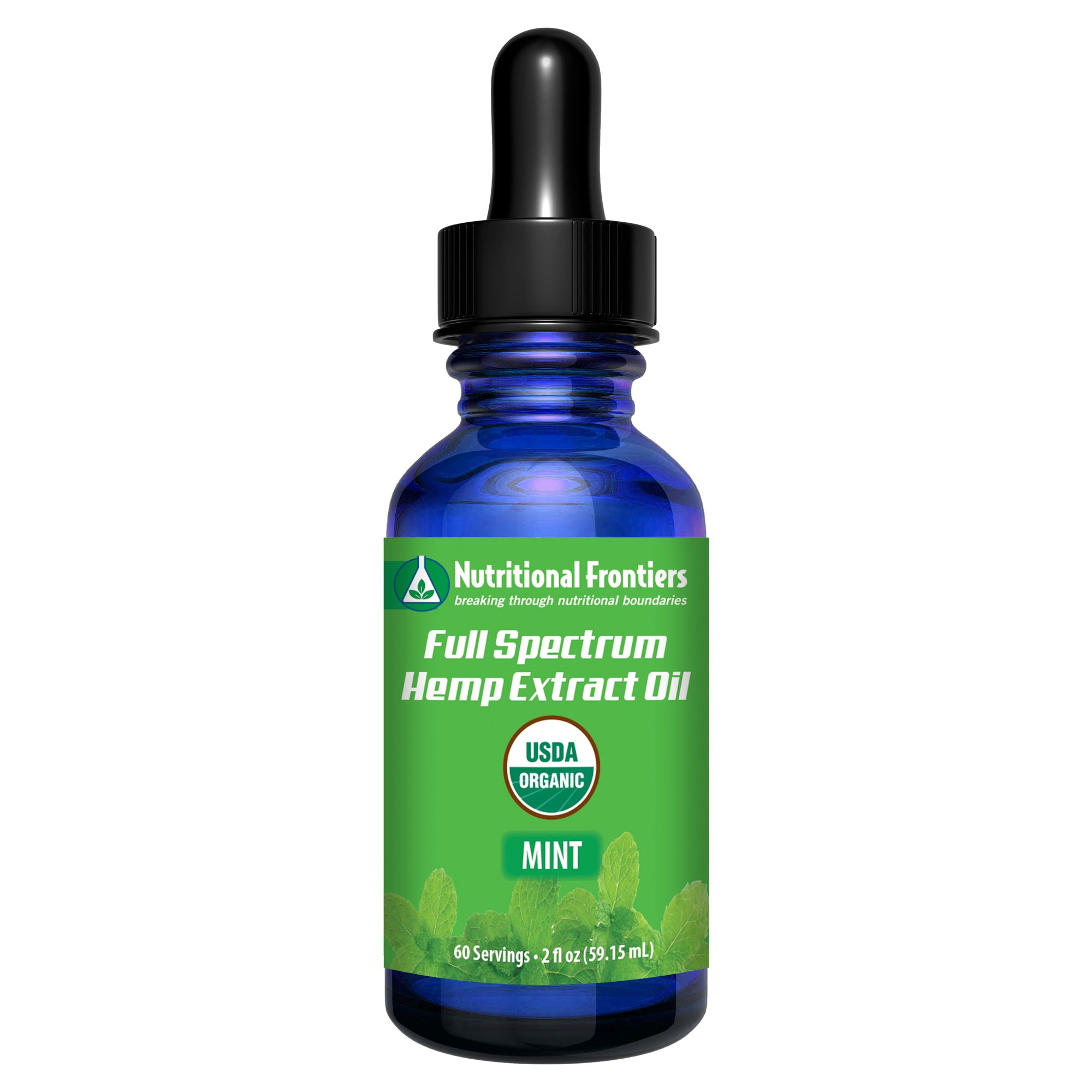 FS Hemp Extract Oil 1200mg Mint