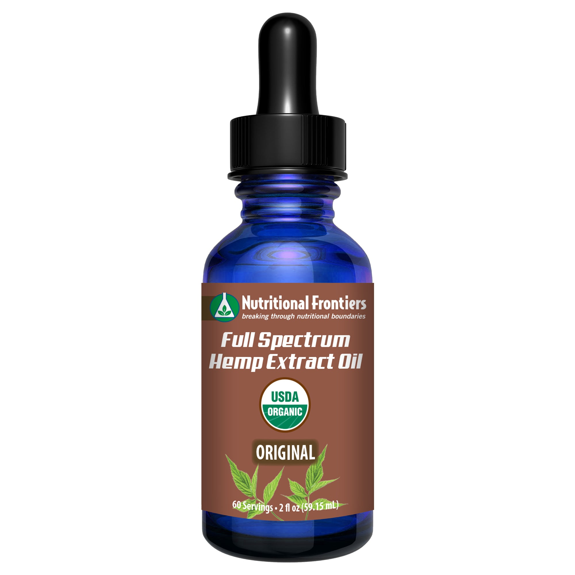 FS Hemp Extract Oil 1200mg Unflavored