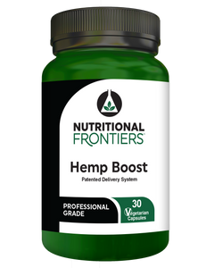 Hemp Boost (30 Count)