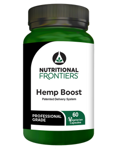 Hemp Boost (60 Count)