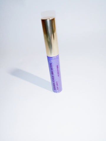 Survivor Purple Moisturizing Lip Gloss-Lip Gloss-Eliza Inez Beauty