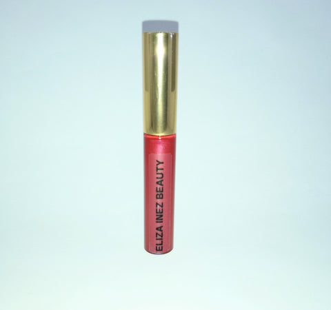 Cranberry Crush Lip Gloss-Lip Gloss-Eliza Inez Beauty