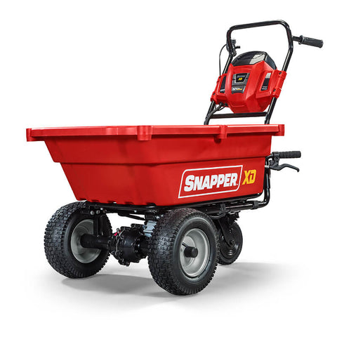 Snapper Self-Propelled Utility Cart