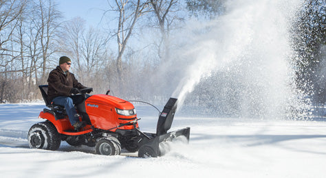 Simplicity Snow Blower Attachments