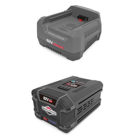 Snapper 82V Batteries and Chargers