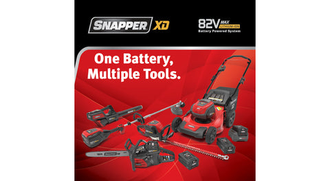 Snapper 82V Skins - Attachments