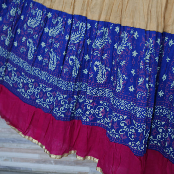 Long skirt | Indian skirt | Maxi boho skirt for women | Dance skirts for girls