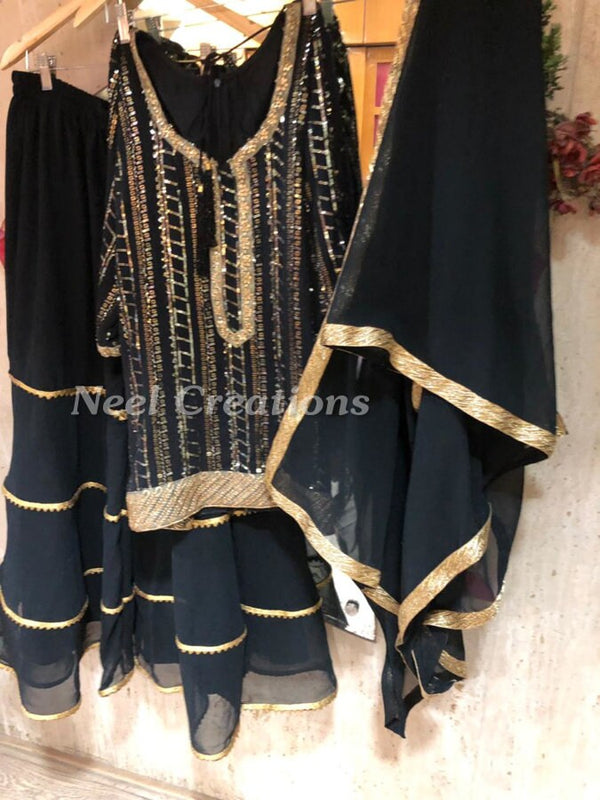 Indian Punjabi salwar suit lehenga designer palazzo sharara suit Indian salwar kameez party wear Indian dress