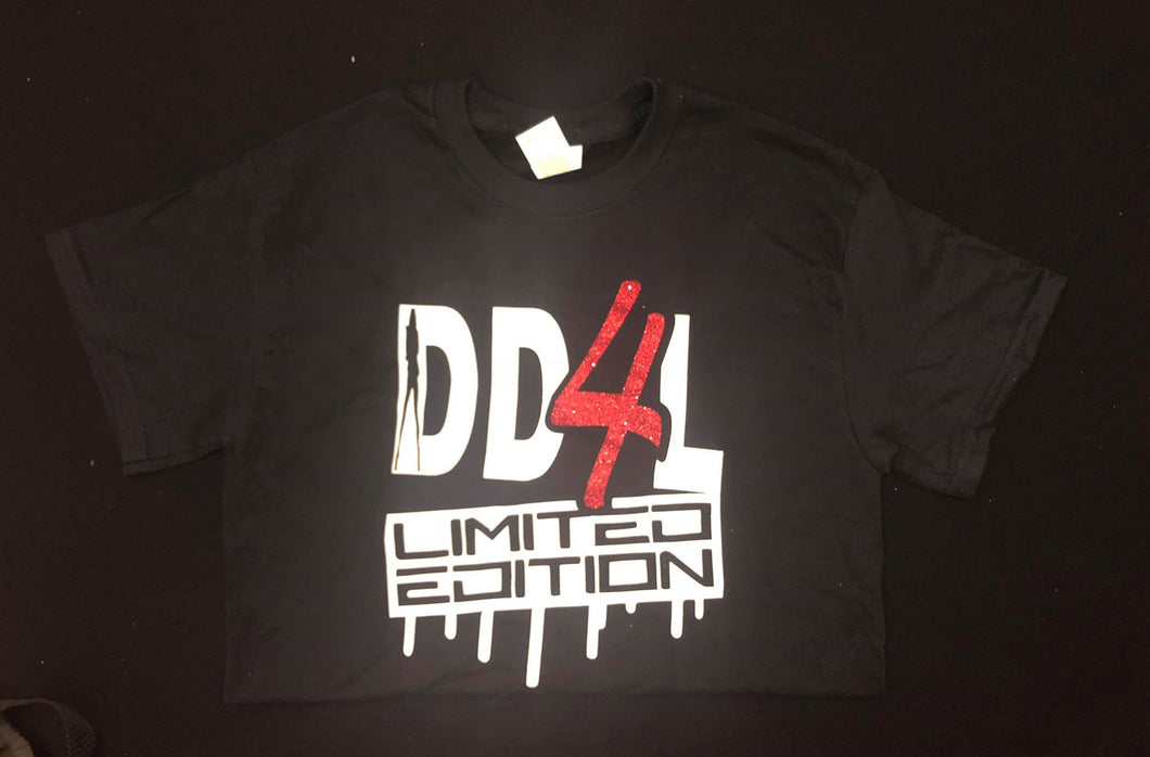 DD4L LIMITED EDITION GLITTER TEE