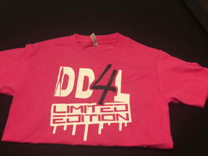 DD4L Limited Edition Pink Glitter Collection