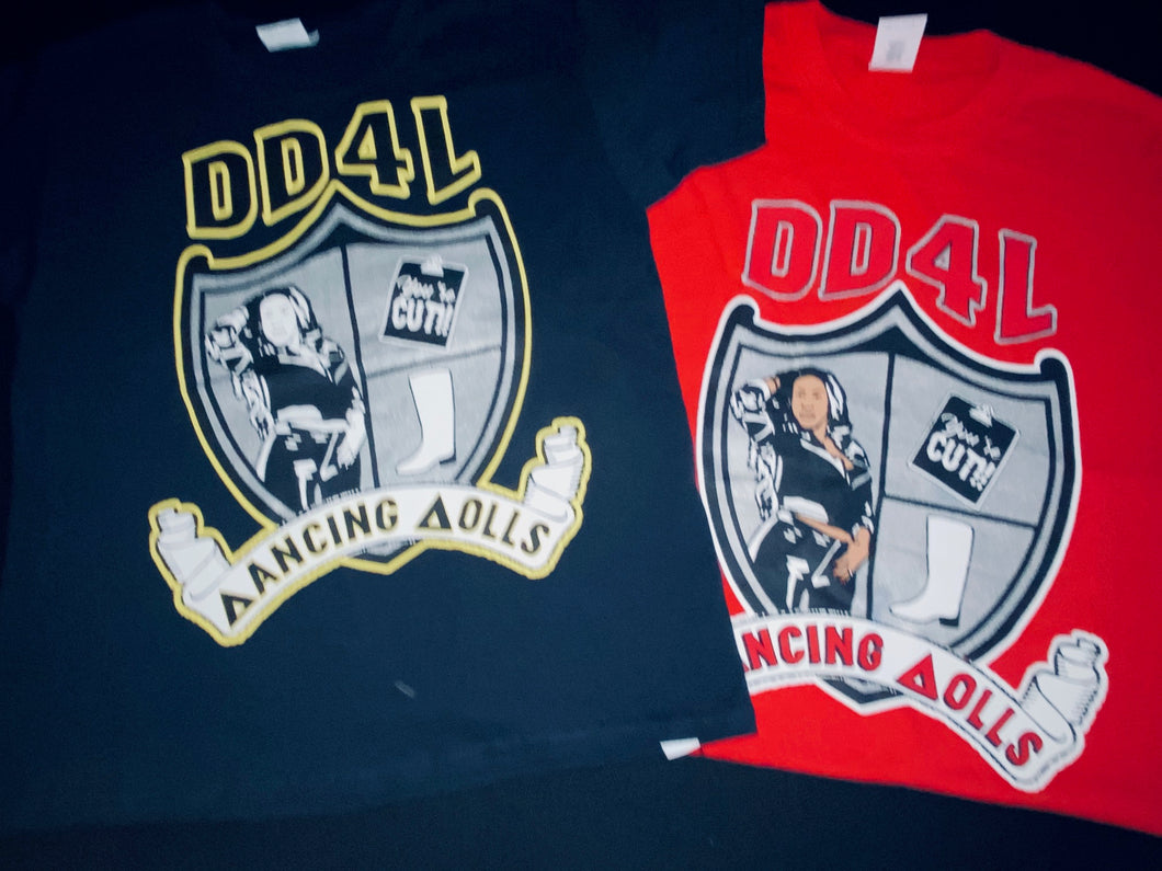DD4L SHIELD TEE