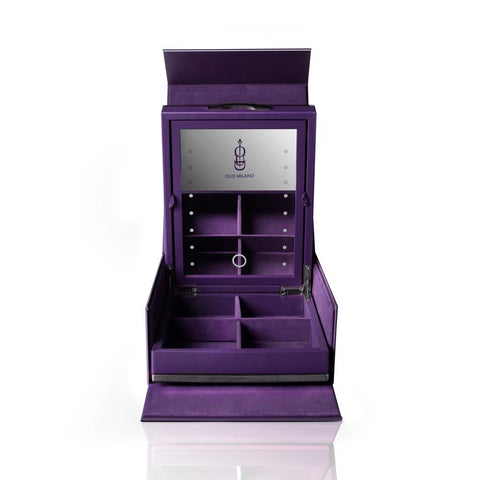 Luxury Box Purple