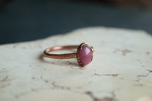 Load image into Gallery viewer, Rhodonite / Size 8
