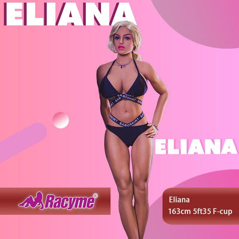 163cm 5ft35 F-cup Sex Doll Eliana