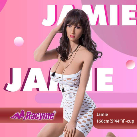 "166cm(5'44"") F-cup Sex Doll Jamie"