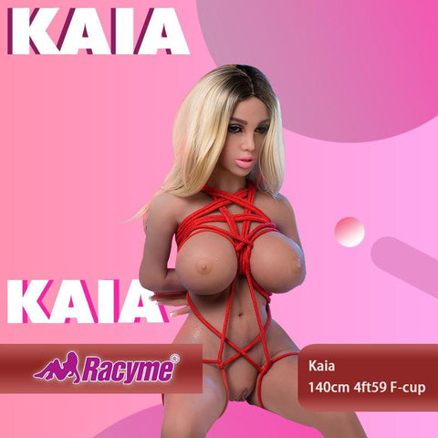 140cm 4ft59 F-cup Sex Doll Kaia