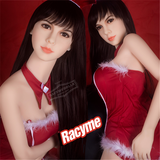 Red-hot Dress Beauty Zora Waiting For Men Love Realistic Silicone Doll