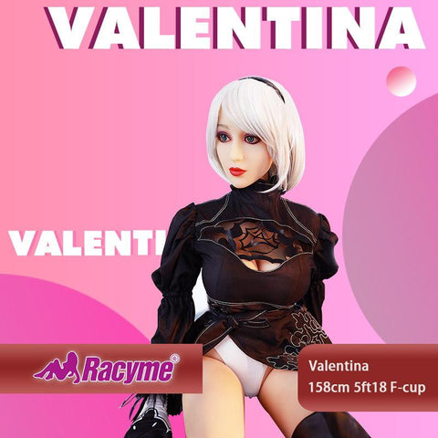158cm 5ft18 F-cup Sex Doll Valentina