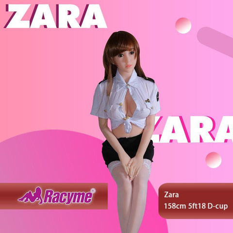 158cm 5ft18 D-cup Sex Doll Zara