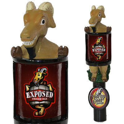 Copy of Copy of Consumer Oktoberfest Tap Handle Horny Goat Beer Changeable