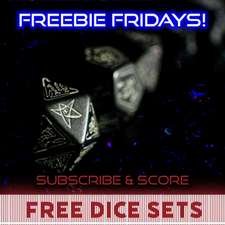Score Free Dice on Freebie Fridays