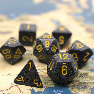 How many dice sets does the average tabletop gamer have?