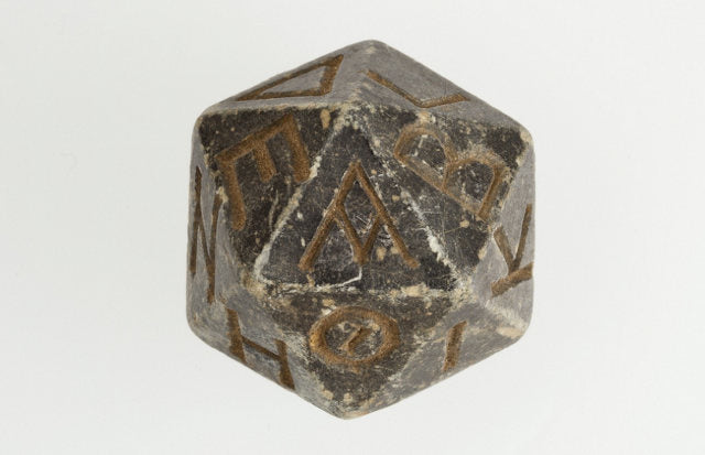 Dice Lore: The World's Oldest d20 Die