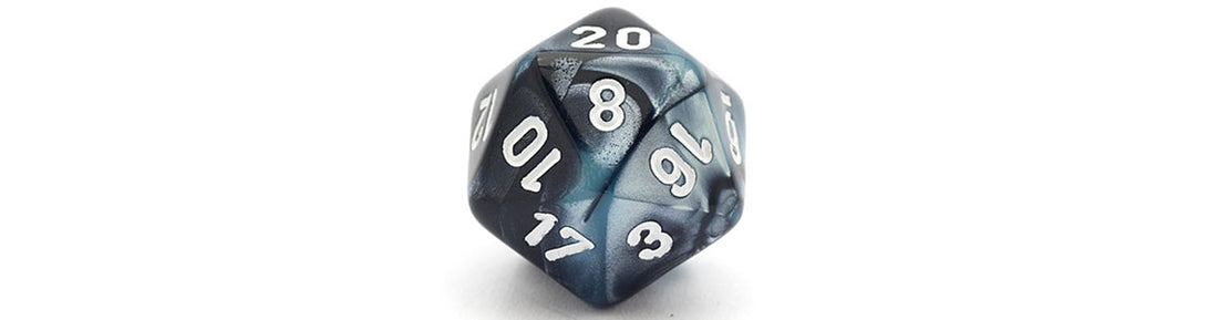 Individual 20-Sided (d20) Dice for Sale