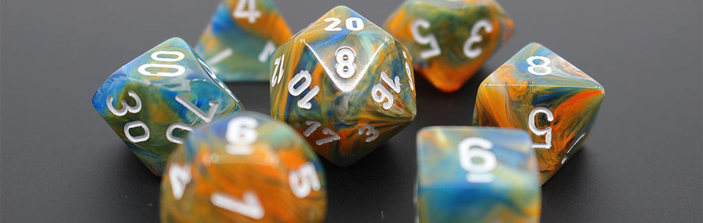 Chessex Lab Dice