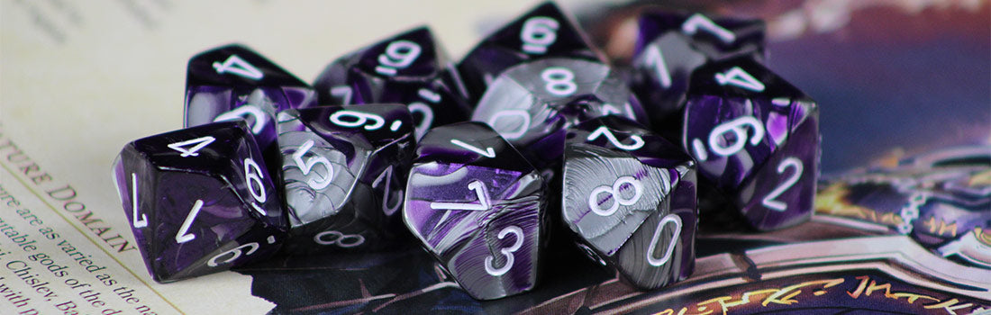 10d10 Dice Sets - Ten-Sided Dice