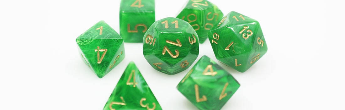Chessex Vortex Dice