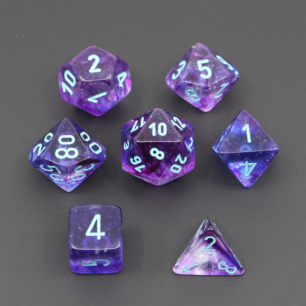 Nebula Nocturnal Dice Set