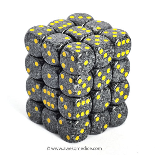 Speckled Urban Camo 36d6 Dice Set