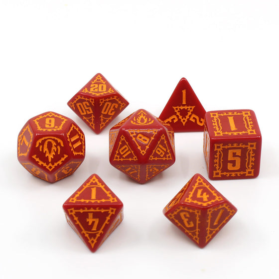 Pathfinder Age of Ashes 7-Dice Set