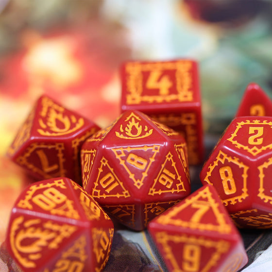Pathfinder Age of Ashes Dice Set