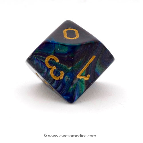 Single Lustrous Shadow d10