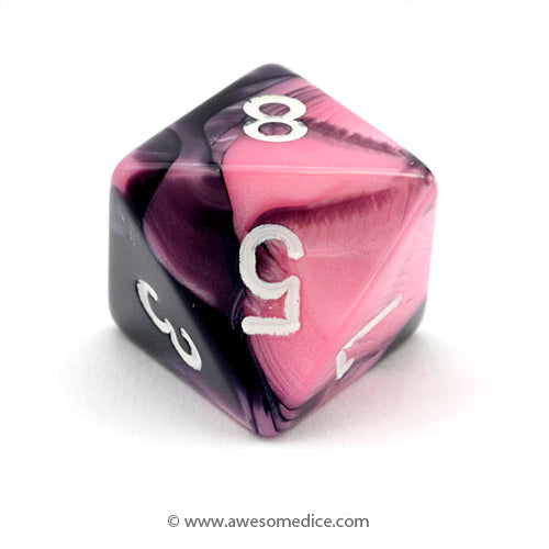Single Gemini Black-Pink d8