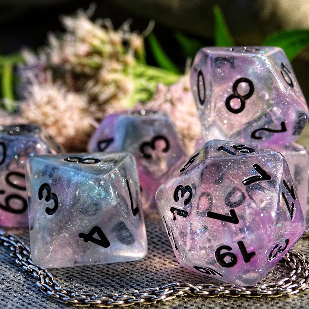 Ro Chrome Dice Set