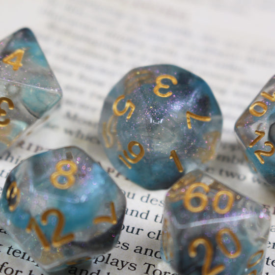 The Abyss 7-Dice Set