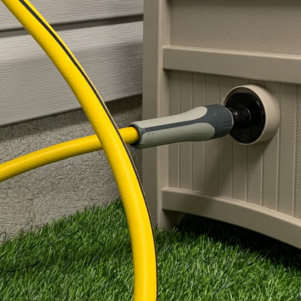 Ray Padula hybrid hose Water Guard Technology