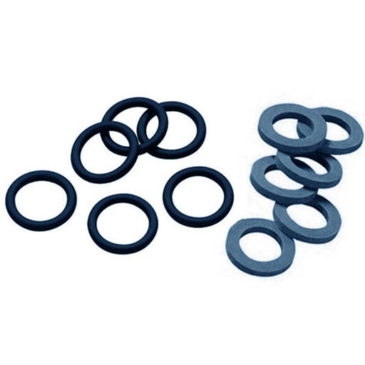 Hose Washers O-Ring and Rubber Combo Pack (12-Pack)