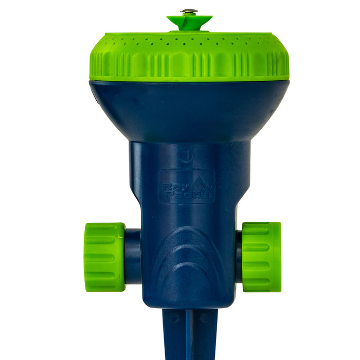 9-Pattern Deluxe Sprinkler Kit with Hoses