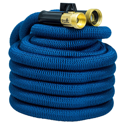 100 ft. MagicFlex PRO Duty Expanding Garden Hose with Brass Couplings