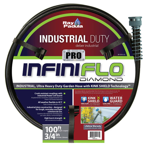 3/4 in. x 100 ft. PRO Industrial Contractor Duty Garden Hose