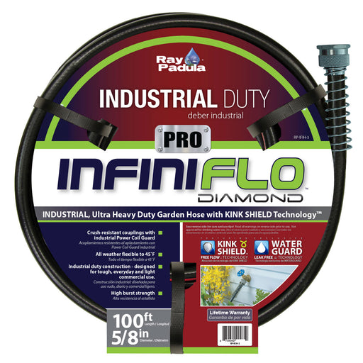 5/8 in. x 100 ft. PRO Industrial Contractor Duty Garden Hose