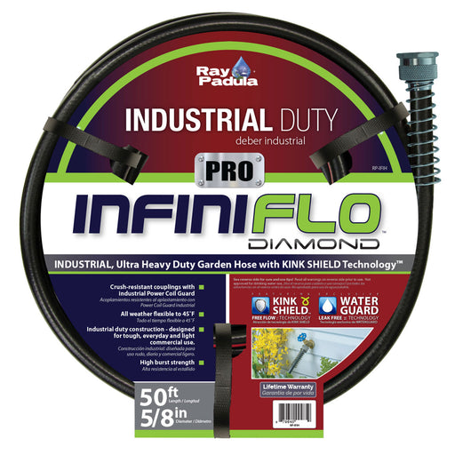 5/8 in. x 50 ft. PRO Industrial Contractor Duty Garden Hose