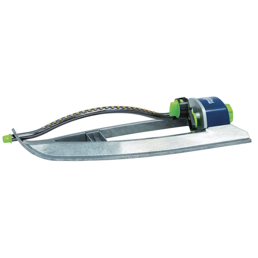 Quick Reverse Metal Oscillating Sprinkler, Brass Nozzles, 3600 sq. ft.