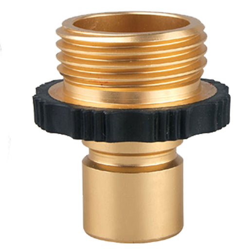 PRO Brass Quick Connect Male Product Tool Adapter