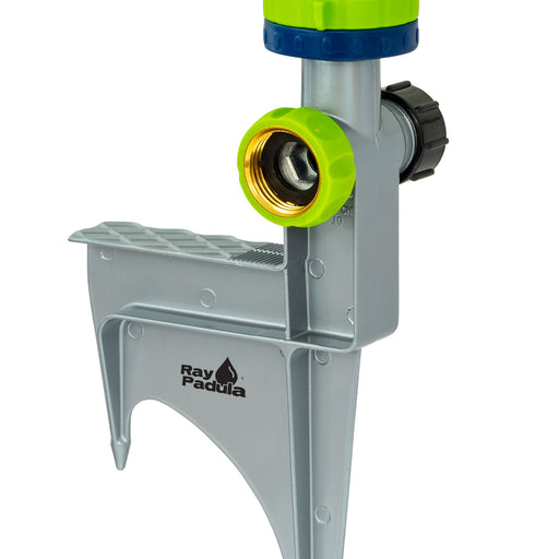 Silent Pulse 5-Pattern Gear Drive Sprinkler on In-Series Metal Step Spike